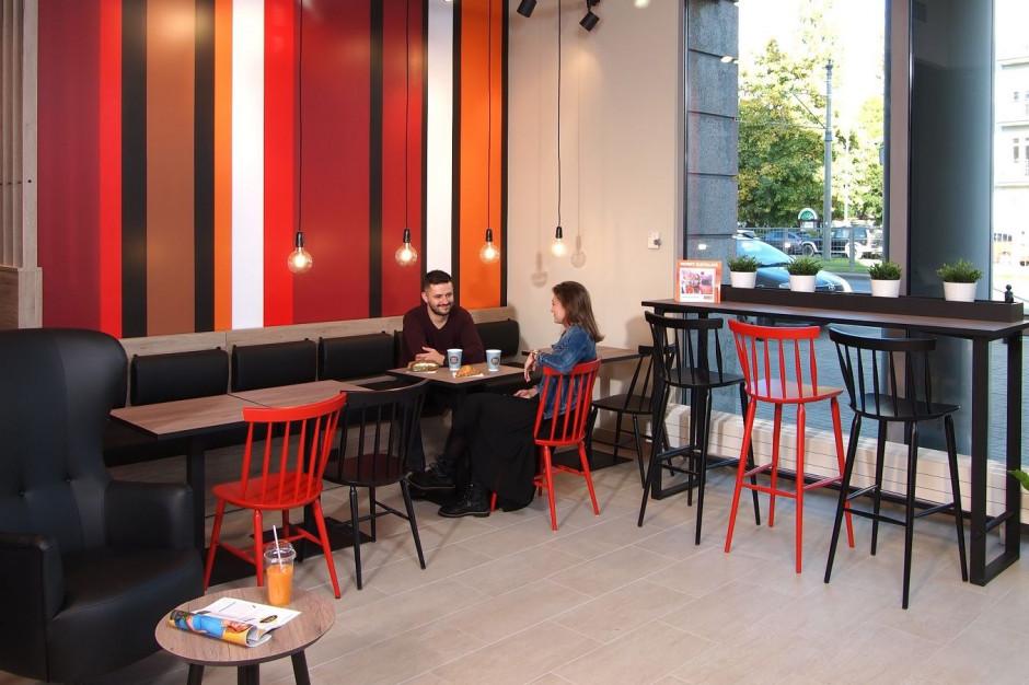 Circle K stawia na nowy koncept z kawiarnią