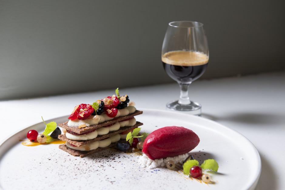 Food & coffee pairing - restauracja Signature współpracuje z Nespresso