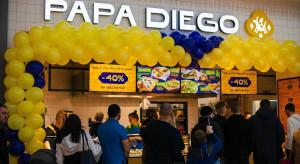 Papa Diego debiutuje w Gdyni