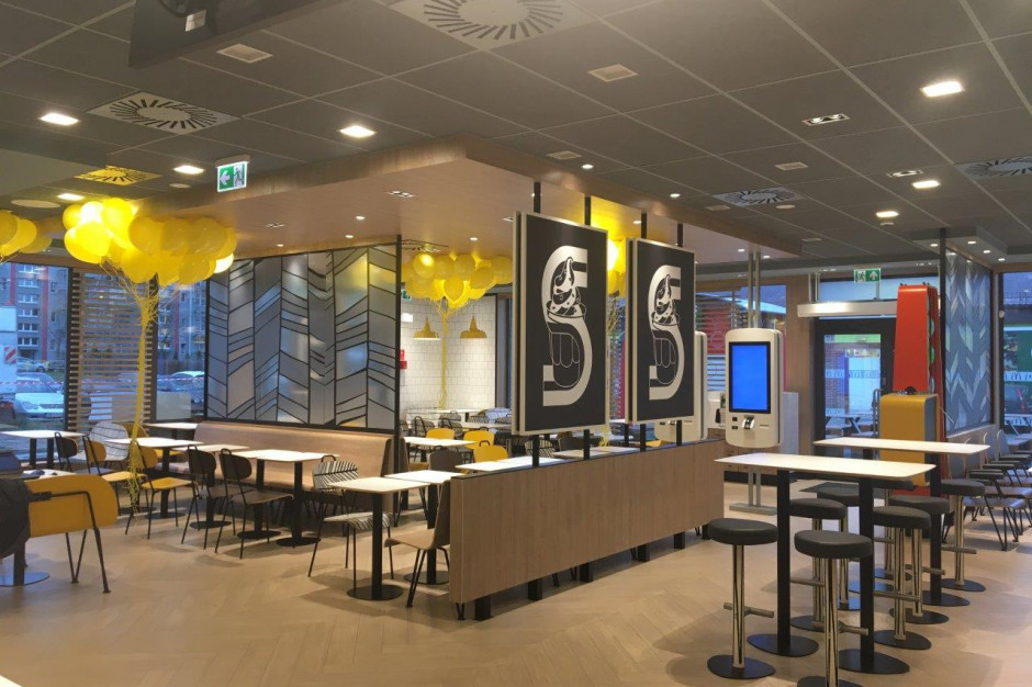 McDonald's z drugim lokalem w Chorzowie