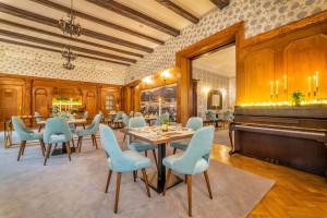 Tkalnia – nowa restauracja Hotelu Dębowego u podnóża Gór Sowich