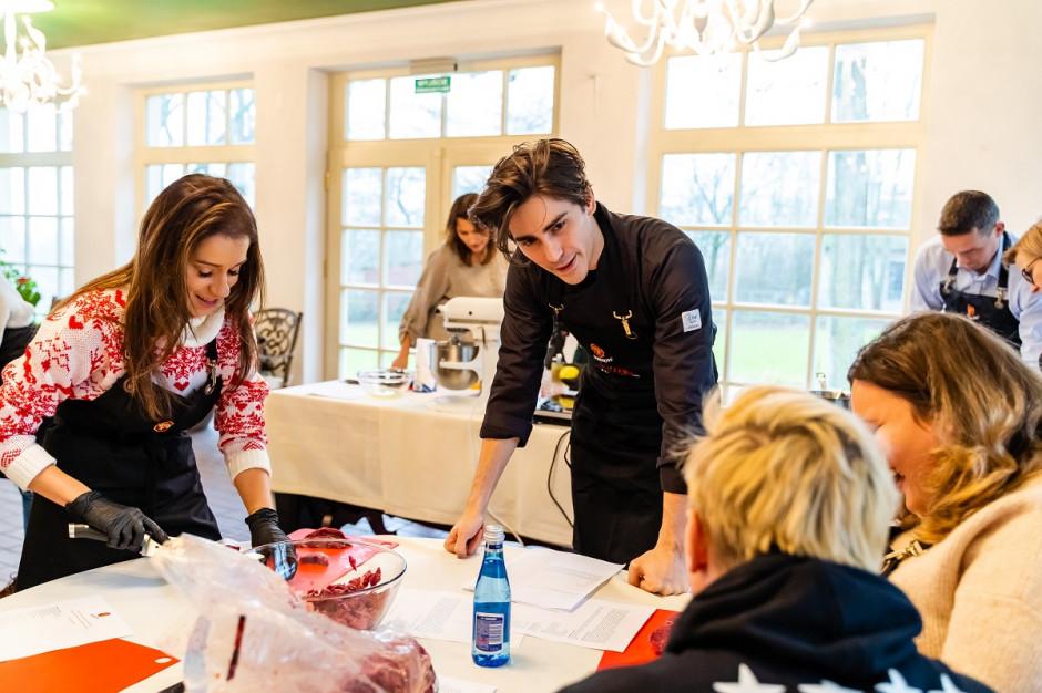 Sokołów zaprosił blogerów na warsztaty kulinarne z Matteo Brunetti