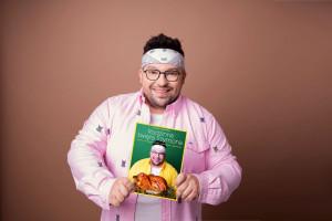 Szymon Czerwiński z MasterChefa wydał drugą książkę kulinarną w tym roku