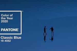 Classic Blue - kolor roku Pantone 2020