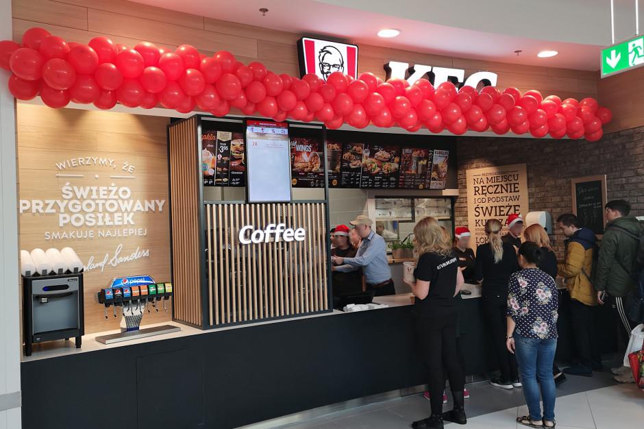 KFC z nowym lokalem w Galerii Bemowo