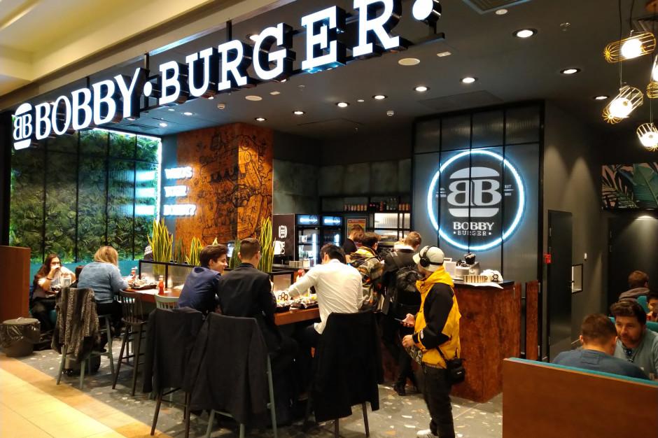 Bobby Burger do końca 2020 r. chce mieć ponad 50 lokali