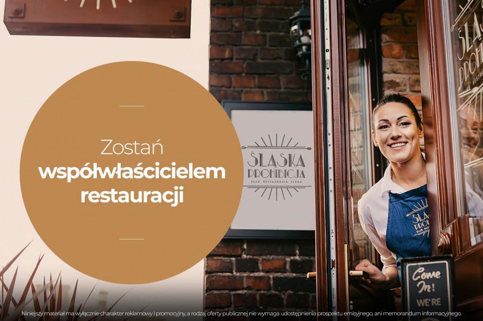 Śląska Prohibicja szuka inwestorów. Chce pozyskać 4 mln zł na nowy projekt