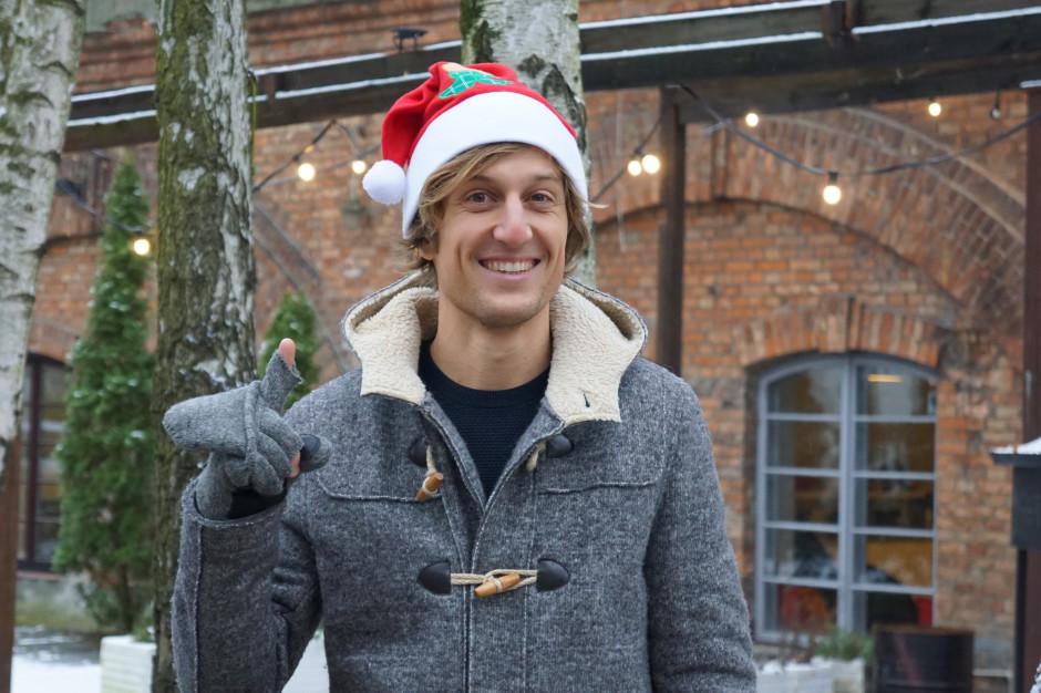 David Gaboriaud o świętach: Od kilku lat łączymy francuskie zwyczaje z polskimi