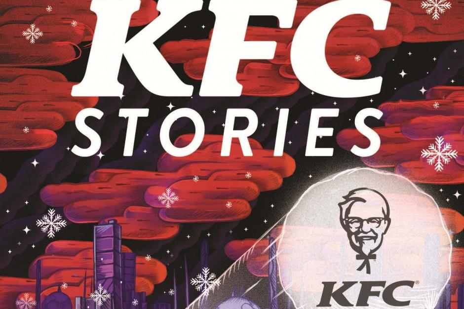 KFC: Goście lokali zostali bohaterami komiksu