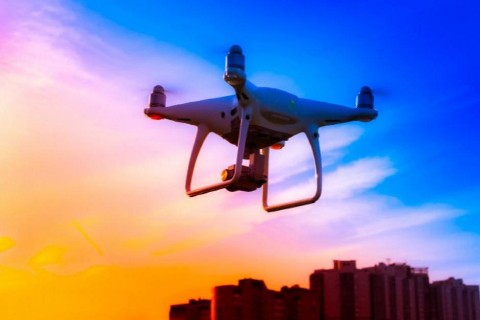 Łódź: Miasto przywita Nowy Rok tańcem dronów