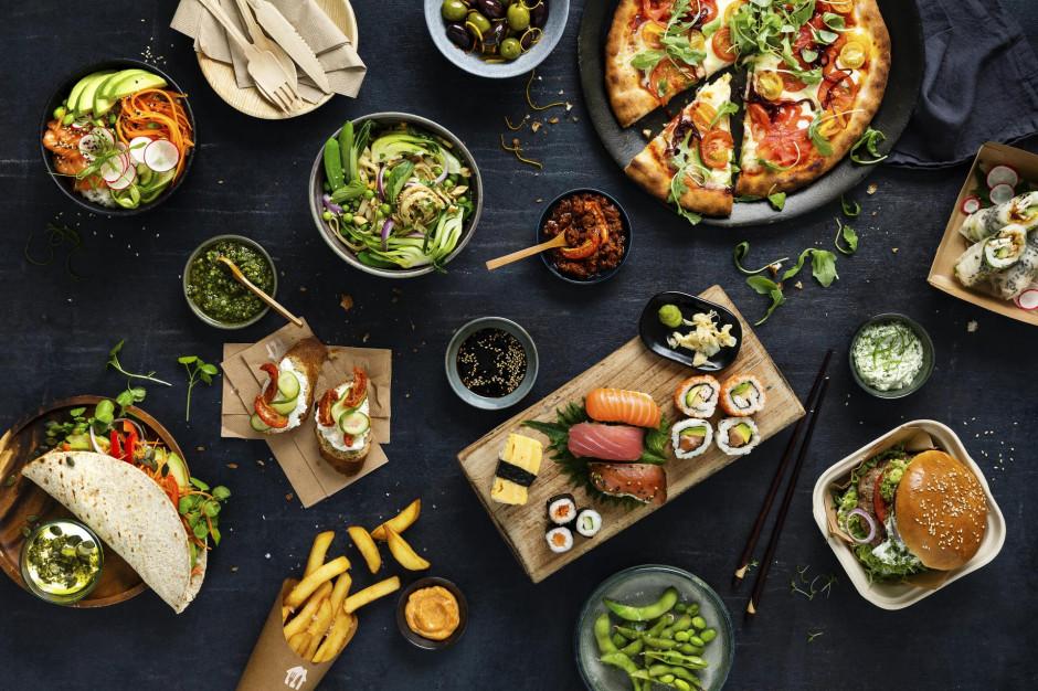 1 stycznia to pracowity czas dla restauracji i firm food delivery