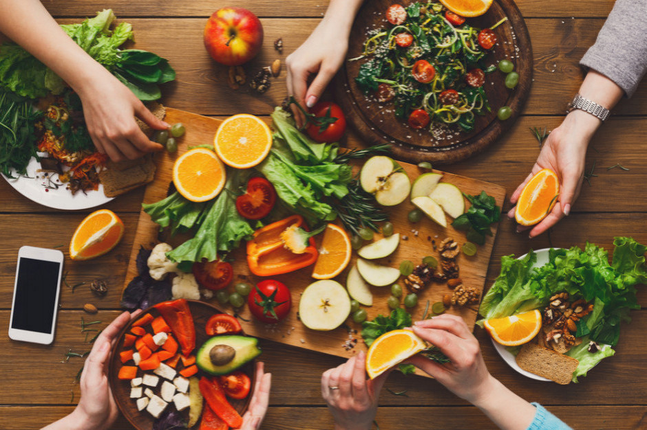 Piramida żywieniowa do wymiany. Nowy wzór uwzględni wegetarian