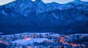 Turyści zza wschodniej granicy spędzają prawosławne święta pod Tatrami