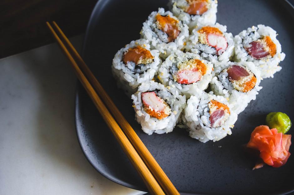 Lidl we współpracy z restauracją będzie sprzedawał świeże sushi