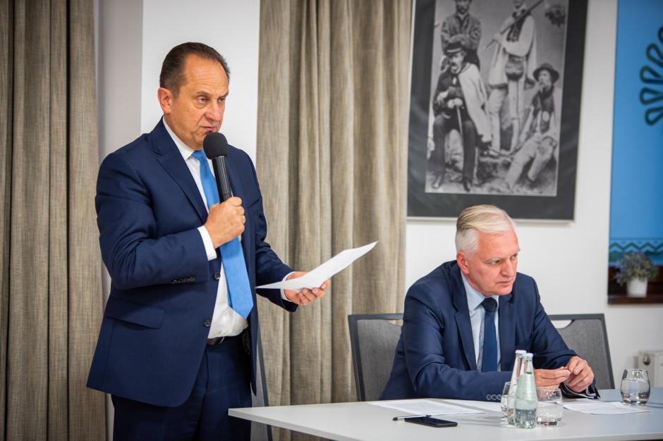 Andrzej Gut-Mostowy nowym wiceministrem rozwoju odpowiedzialnym za turystykę