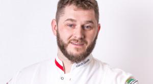 Marcin Gruszka reprezentantem w kategorii Profesjonalista Les Chefs en Or 2020