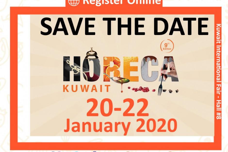 PAIH i Zagraniczne Biuro Handlowe w Kuwejcie zapraszają na targi HoReCa 2020