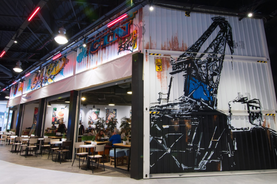 Powstał Foodport – pierwszy food hall w Szczecinie
