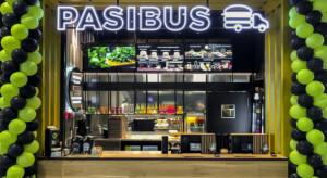 W lubelskiej galerii Vivo! pojawił się Pasibus oraz Palm Smoothie Bar