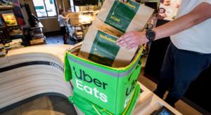 Uber Eats najpopularniejszą aplikacją do zamawiania jedzenia w 2019 r.