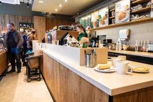 Starbucks i Pizza Hut debiutują w Zielonej Górze