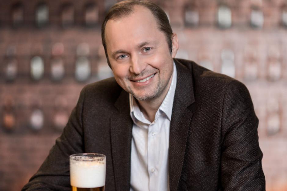Prezes Kompanii Piwowarskiej: HoReCa to dla nas ważny strategicznie kanał