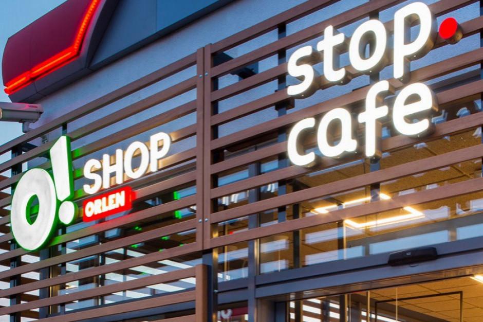 Orlen w 2019 roku otworzył 37 punktów Stop Cafe