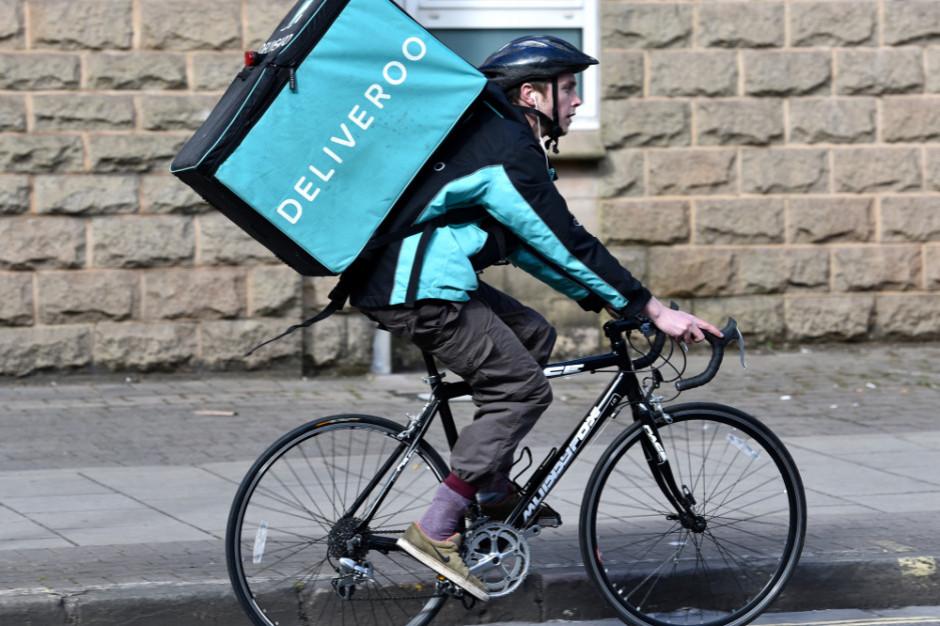 Deliveroo i Amazon krytykują śledztwo brytyjskiego urzędu antymonopolowego