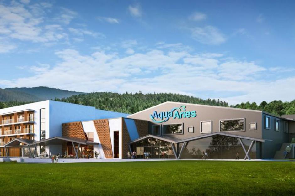 W Szczyrku powstaje hotel Aries Residence & SPA Szczyrk