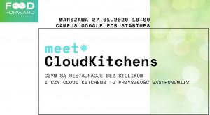 CloudKitchens - czy to przyszłość gastronomii? FoodForward zaprasza na spotkanie