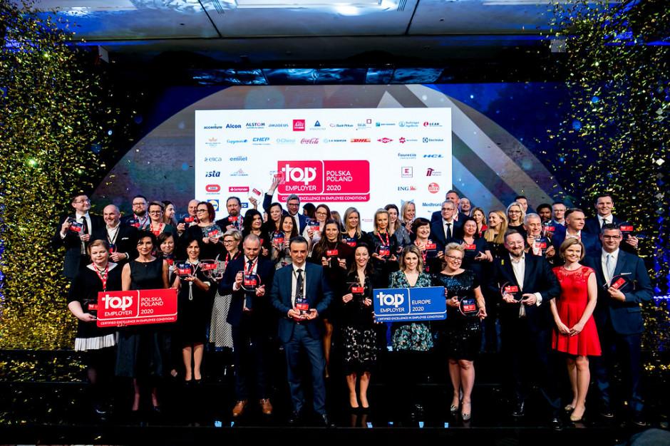 MAKRO Polska uzyskało prestiżowy certyfikat Top Employer Polska 2020