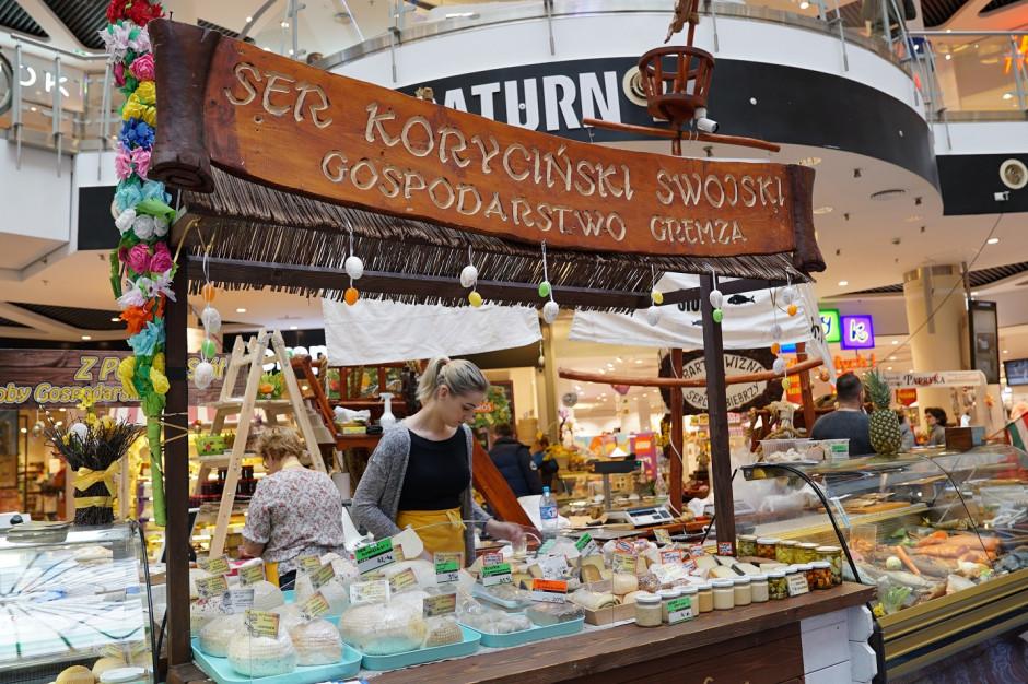 Jarmark Produktów Regionalnych w stołecznym Blue City