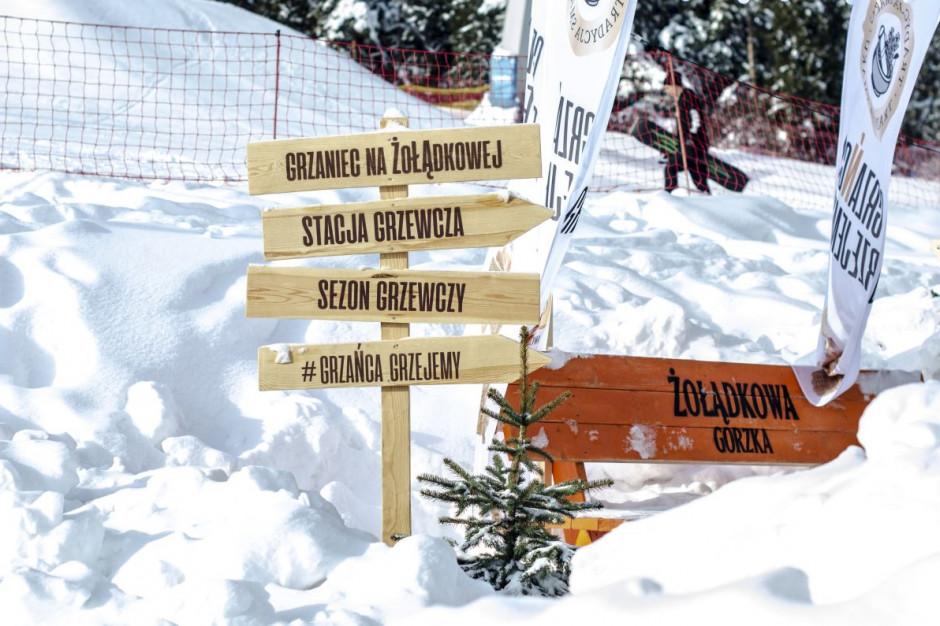 Zimowe Strefy Grzewcze od Stock Polska