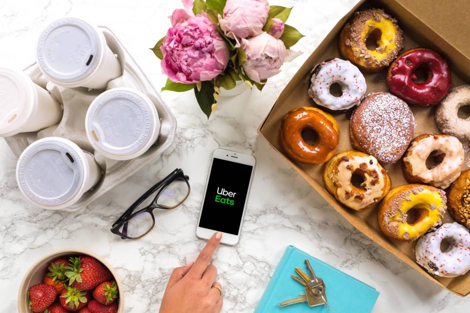 Uber Eats i Costa Coffee  łączą siły w Warszawie