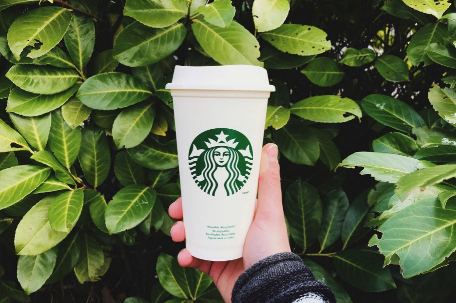 Starbucks do 2030 stanie się tzw. resource-positive company