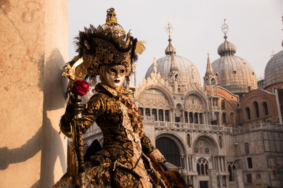 Karnawał w Wenecji. Miasto rusza z systemem liczenia turystów