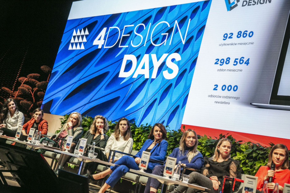 4 Design Days 2020 - to były niesamowite dni z designem i architekturą