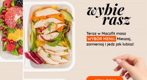 Maczfit: nowa oferta zmieni zasady na rynku diety pudełkowej