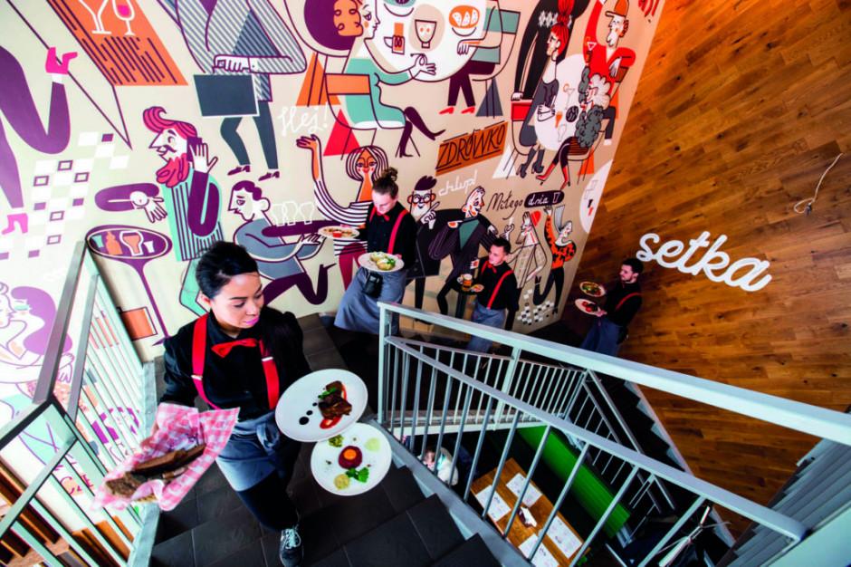 Setka organizuje zbiórkę crowdfundingową na trzecią restaurację