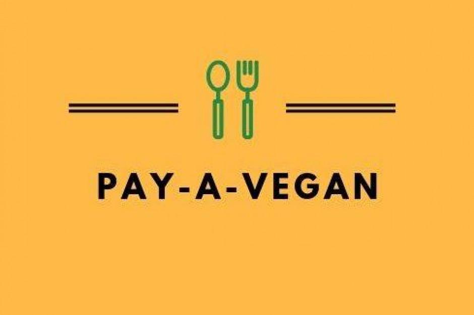 W Chinach rusza aplikacja Pay-a-Vegan