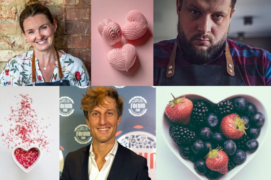 Walentynki: Qmamkasze.pl, Gaboriaud i Jaja w Kuchni o jedzeniu i gotowaniu pełnym miłości