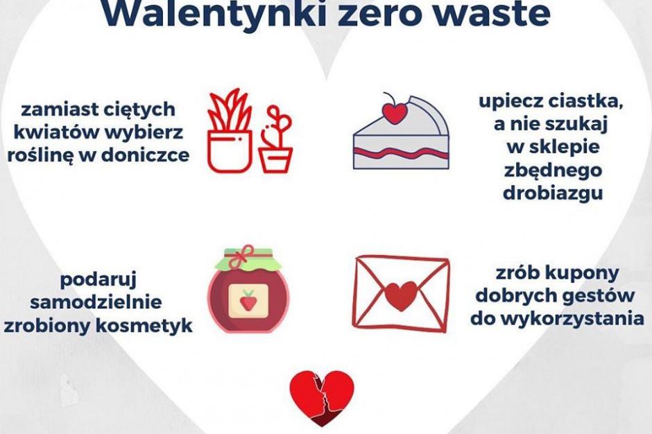 Walentynki w rytmie zero waste