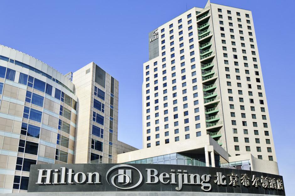 Hilton zamyka 150 hoteli w Chinach w związku z epidemią koronawirusa