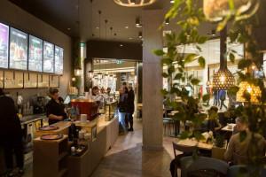 SO! COFFEE: Nowe wnętrza w CH Pogoria w Dąbrowie Górniczej