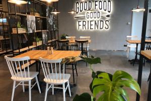 W biurowcu Maraton w Poznaniu powstanie kantyna Good Food Good Friends