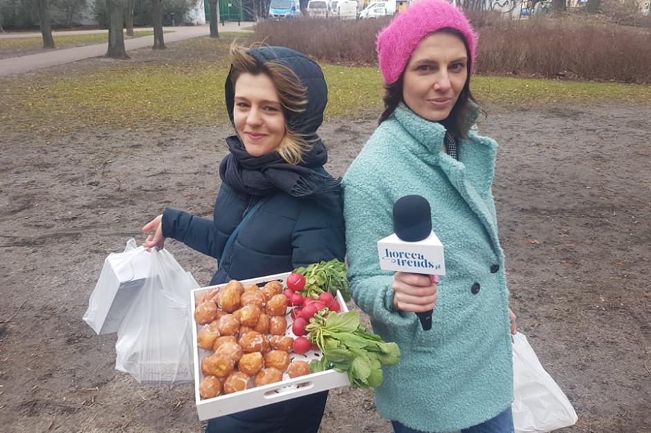 Dziennikarki horecatrends.pl w tzw. akcji