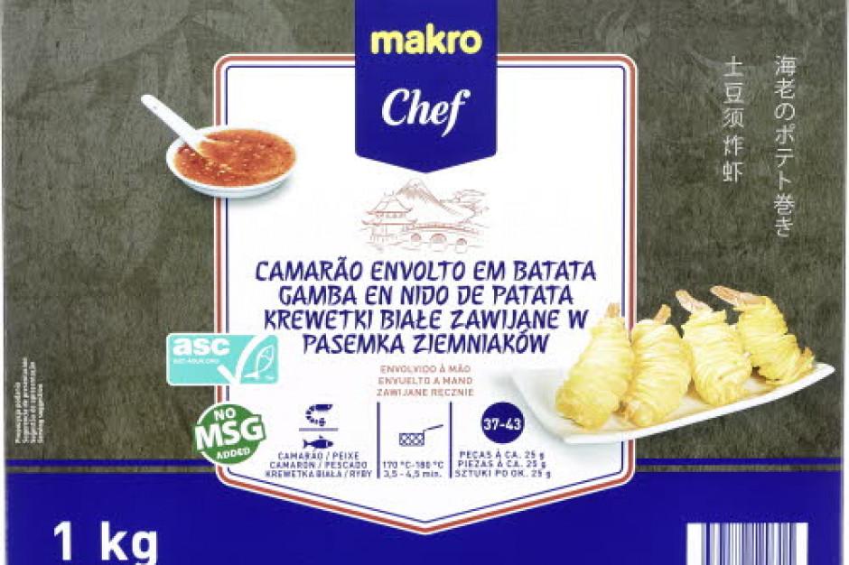 Mrożone nowości w portfolio marki MAKRO Chef