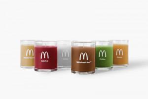 McDonald's sprzedaje świeczki o zapachu świeżej wołowiny