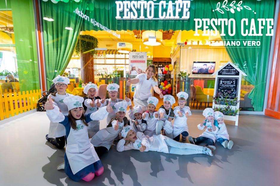 Pesto Cafe – nowa rodzinna restauracja na warszawskich Młocinach