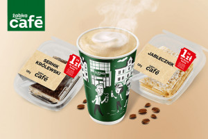 Mleczarnia Łowicz dostarcza mleko bez laktozy do punktów Żabka Café